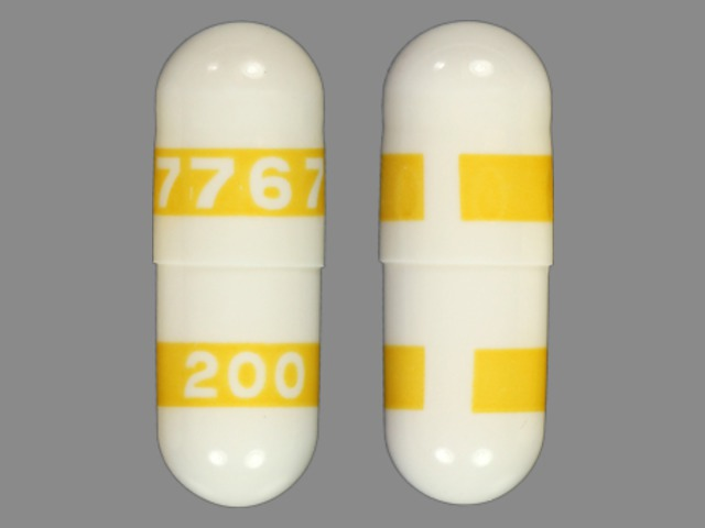 CELEBREX capsule - (celecoxib 200 mg) image