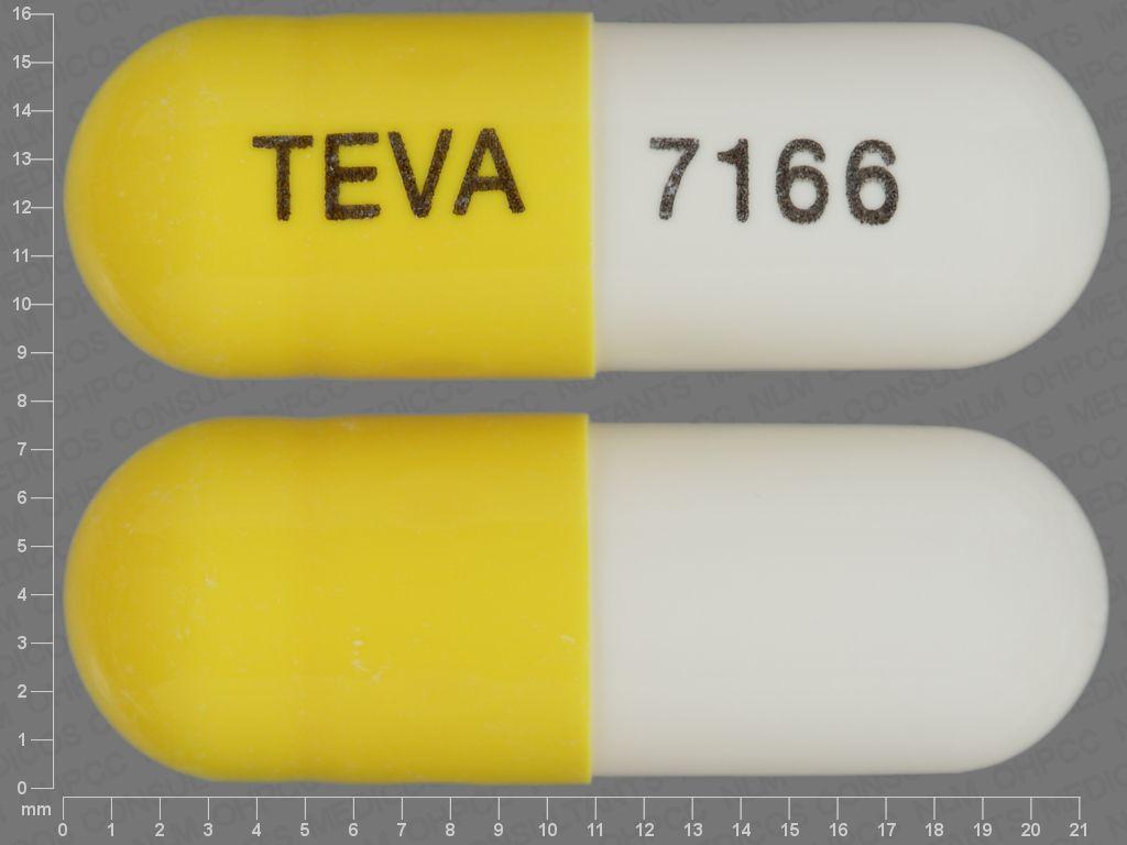 Celecoxib capsule - (celecoxib 400 mg) image
