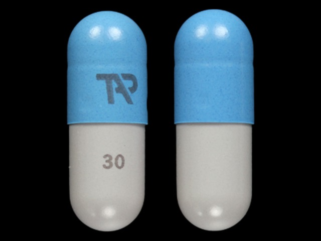 Dexilant capsule, delayed release - (dexlansoprazole 30 mg) image