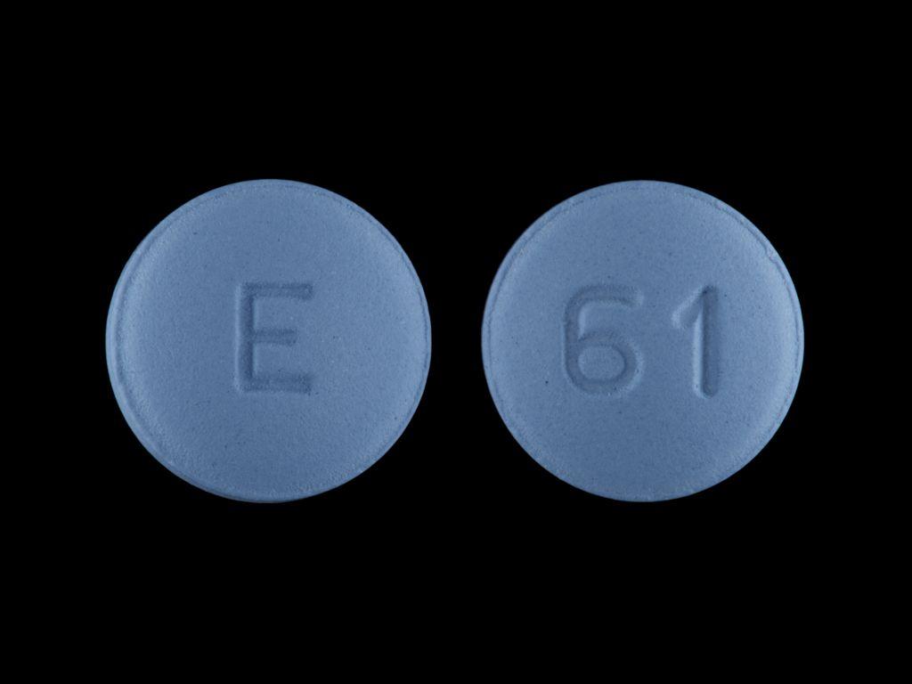 Finasteride tablet, film coated - (finasteride 5 mg) image