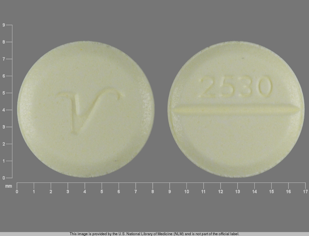 Round Yellow 2530 2530 V Images Clonazepam Clonazepam Ndc Ndc